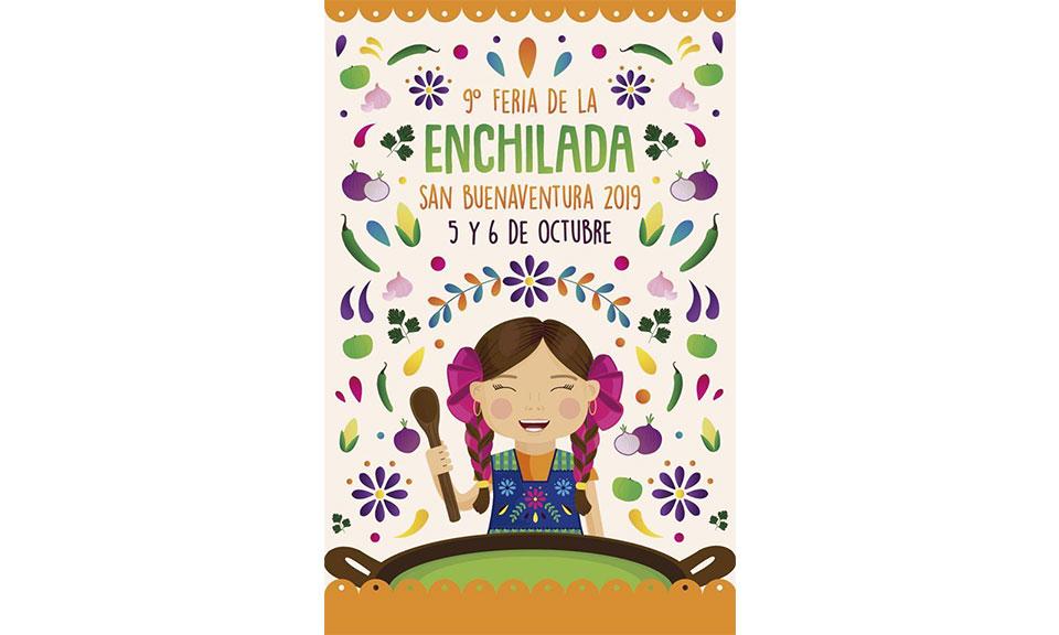 Feria de la Enchilada San Buenaventura 2019