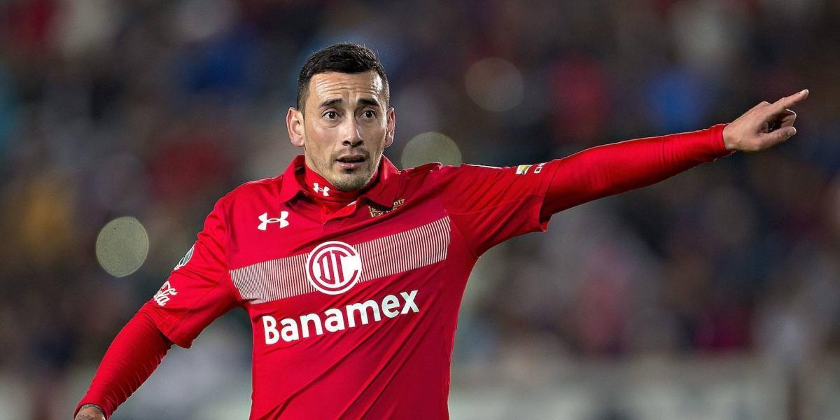 Rubens Sambueza se despide del Toluca FC y su afición