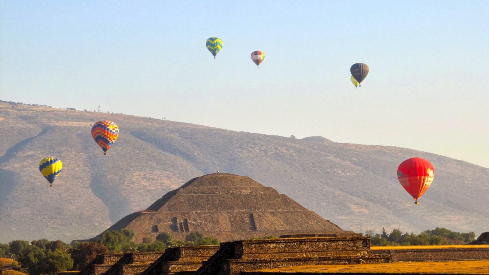 Teotihuacán permanecerá cerrado por COVID-19