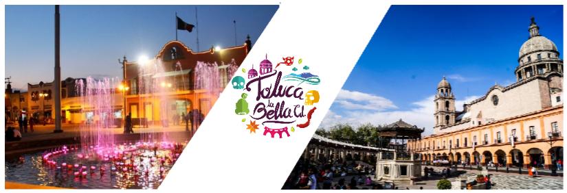 Recorrido, demostración, cine y más en Toluca y Metepec