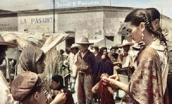 Frida Kahlo en Toluca