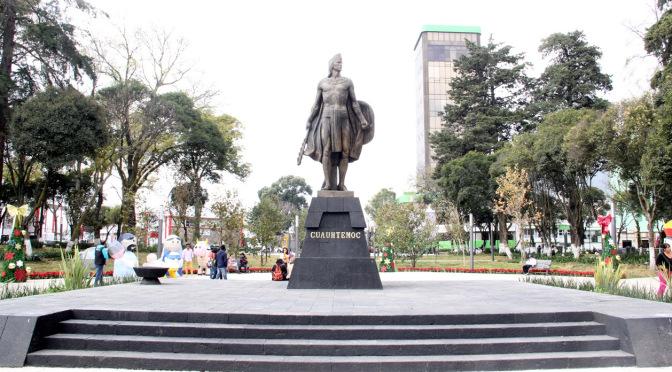 La Alameda Central de Toluca; tuvo daños históricos, vivencias nacionales y es actual equilibrio ambiental