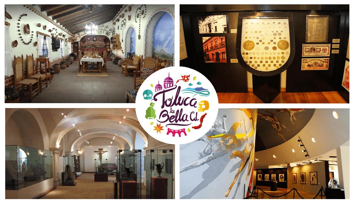 Día Internacional de los Museos en Toluca