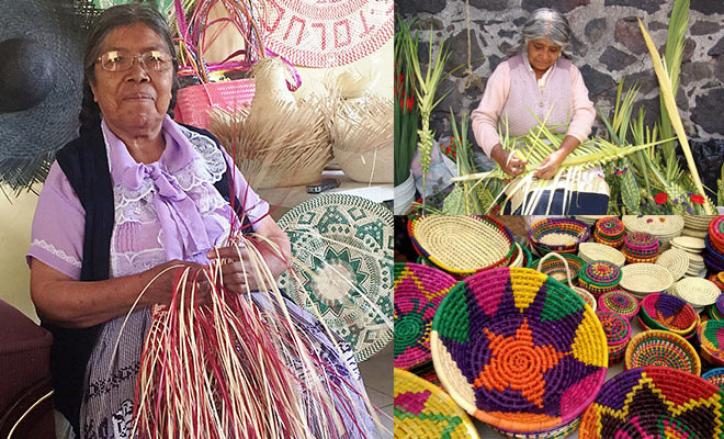 Para evitar plagios, indígenas mexiquenses deben registrar sus artesanías
