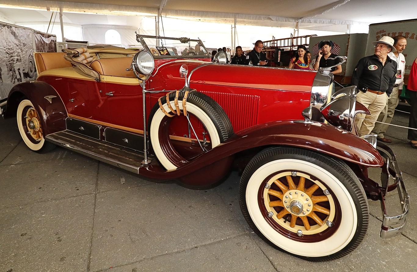 Automóvil Antiguo