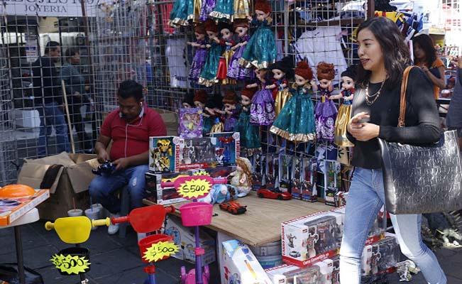 Se permitirá comercio tradicional por día del niño y de las madres en Toluca