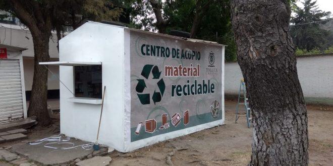 13 Centros de Acopio de reciclaje en Toluca