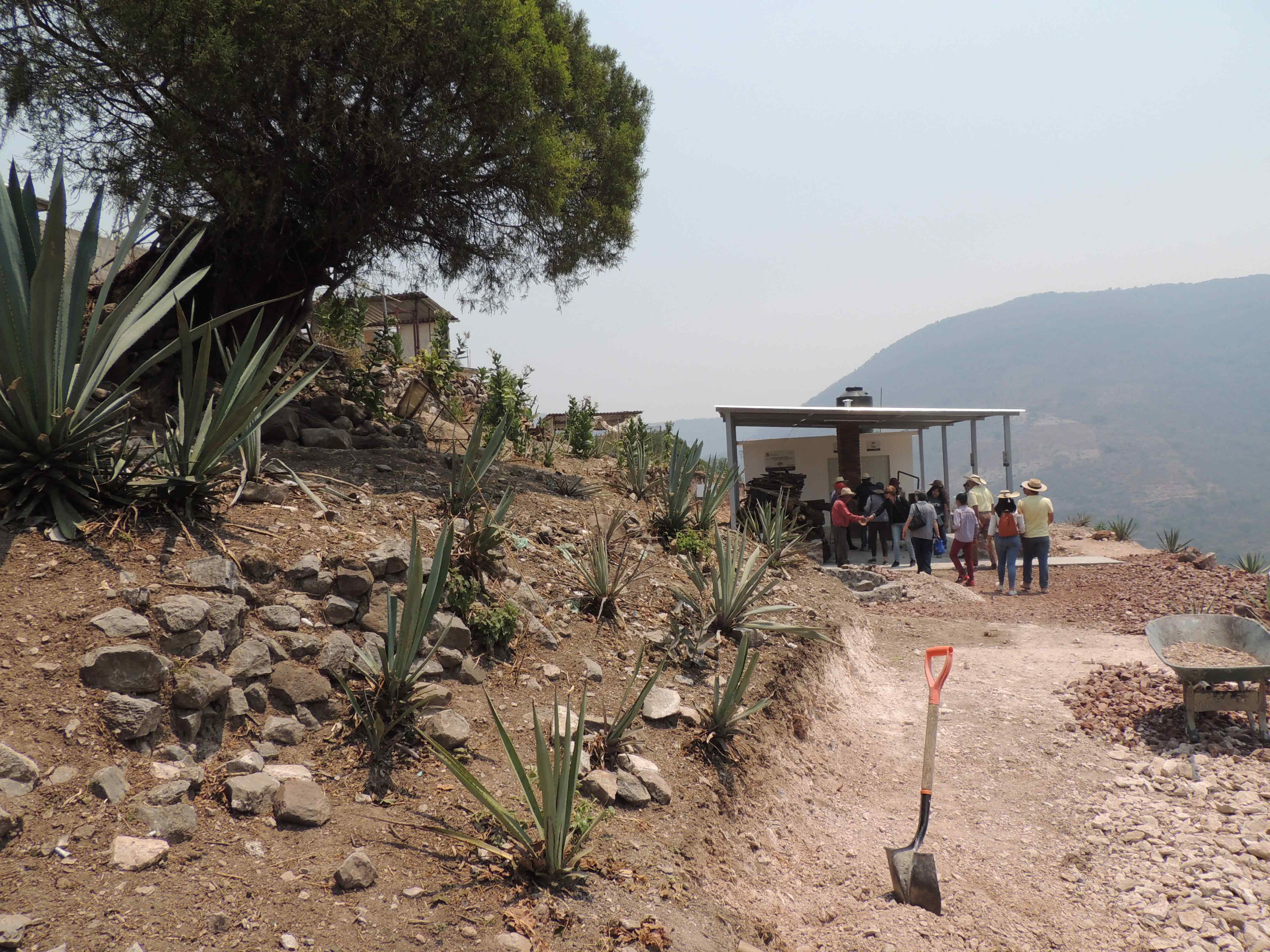 San José Chalmita, tierra de mezcal con denominación de origen