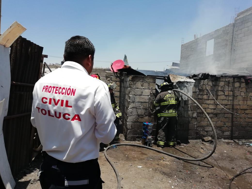 """""""Bomberos Pirata"""" en Toluca, buscan extorsionar comercios"""