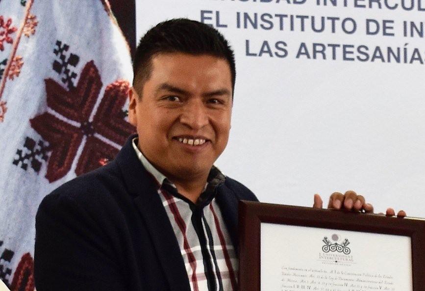 UIEM realiza Certificación de Autenticidad Cultural de artesanos mazahua