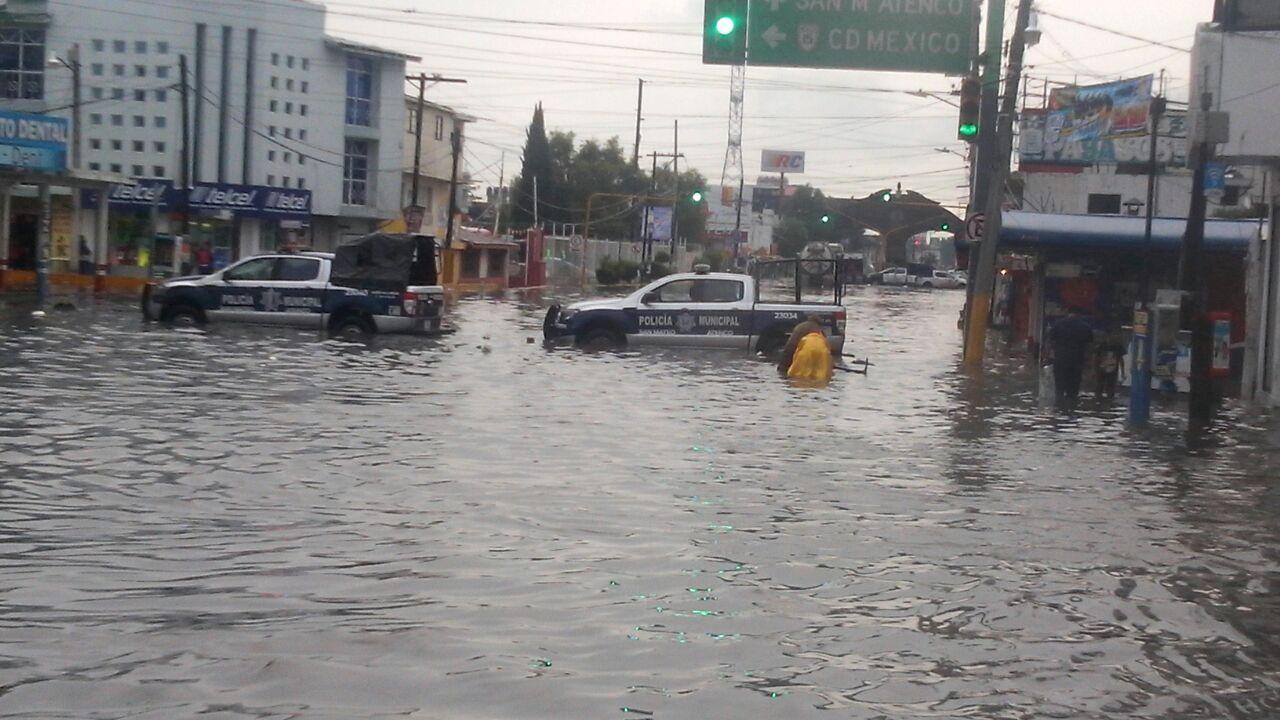 Se instala Consejo Municipal de Protección Civil para prevenir inundaciones en Toluca