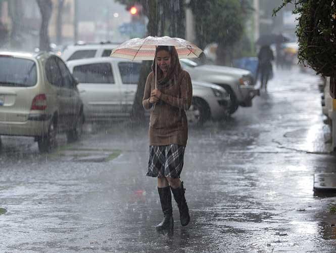 Se pronostican lluvias para hoy miércoles en el Estado de México
