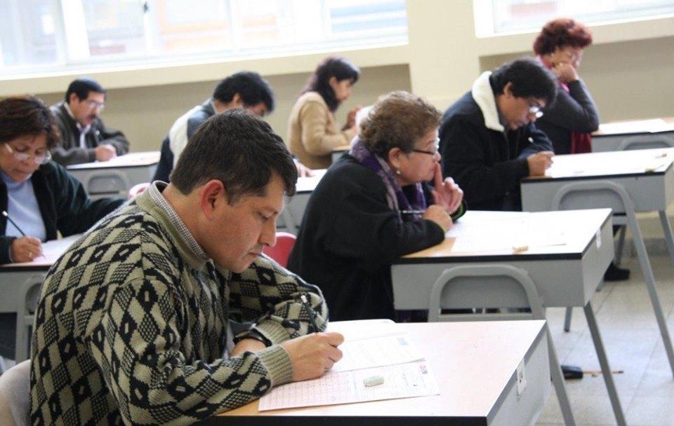 Hoy suspenden evaluaciones a maestros