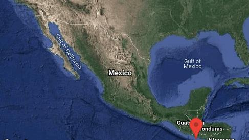 Se percibe sismo de 6.8 en Chiapas