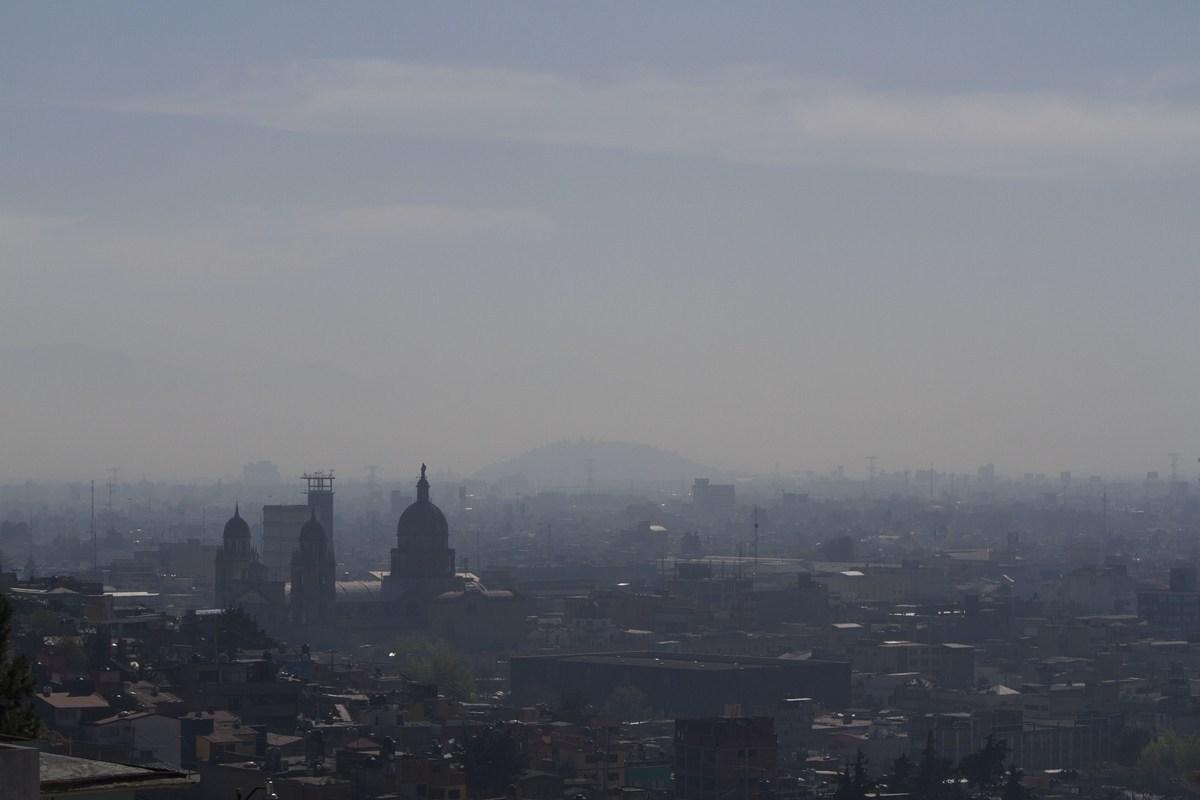 Toluca, una de las ciudades más contaminadas de la República Mexicana
