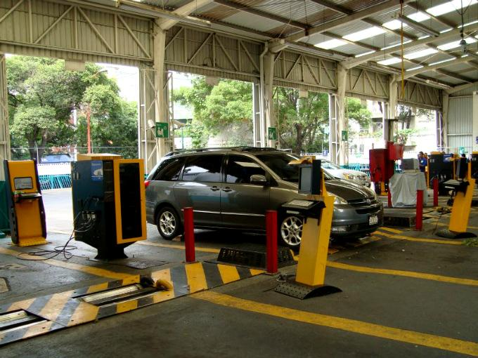 Costos verificación vehicular