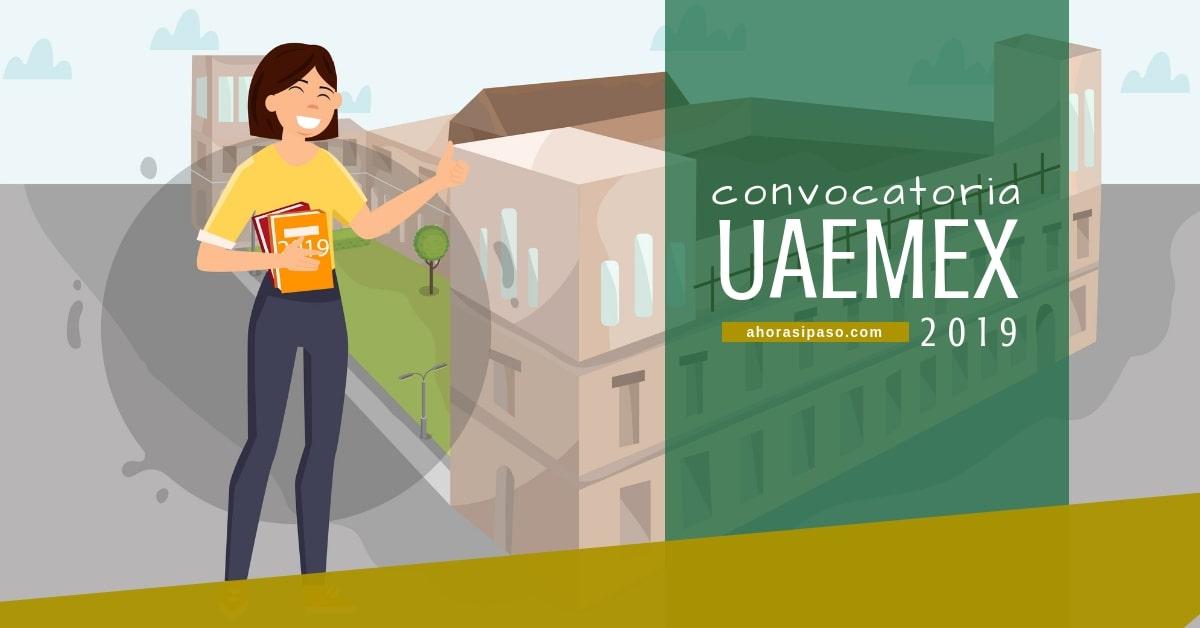 Segunda convocatoria para nuevo ingreso de preparatoria y licenciatura de la UAEMéx