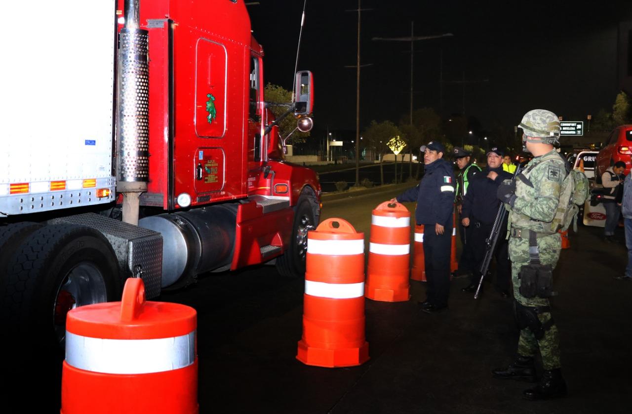 Continua programa «Sin alcohol se conduce mejor» en Toluca