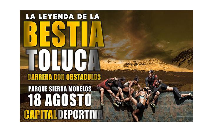 Carrera de la Bestia Toluca 28 de Agosto