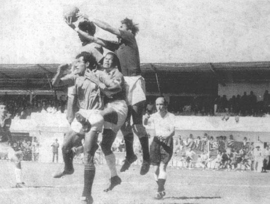 Estadio Nemesio Diez Toluca FC 1917