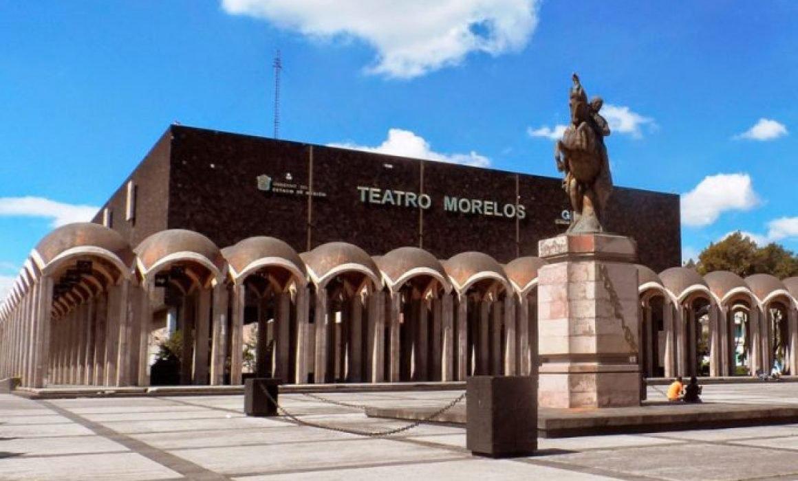Cumple Teatro Morelos 50 años