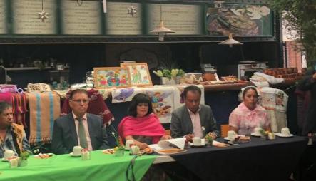 Cumbre Nacional de Artesanos en Toluca