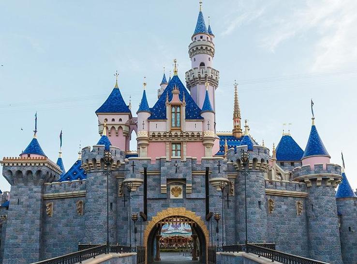 Parque de diversiones Disney en México