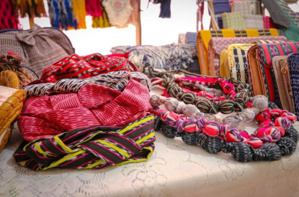 Feria del Rebozo 2019 en Tenancingo