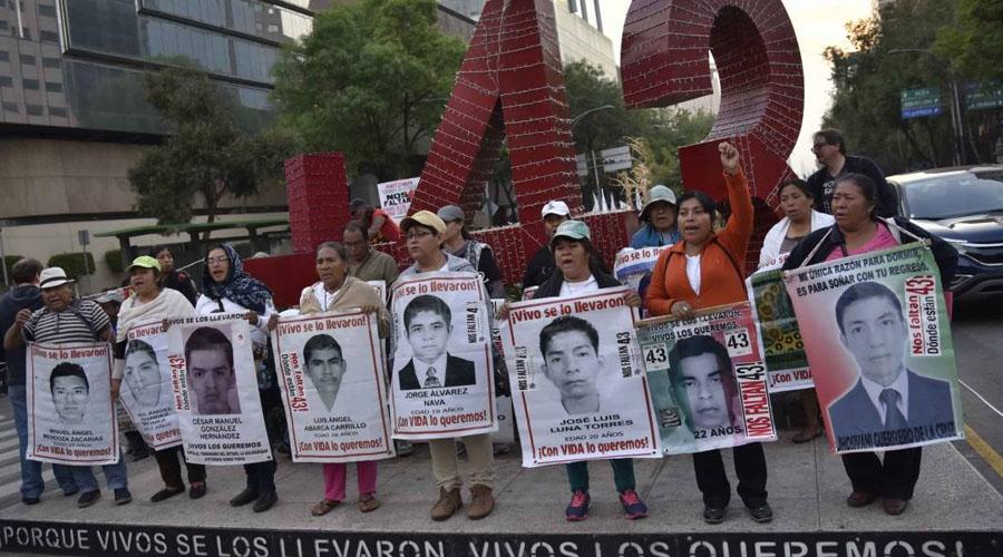 Identifican resto de uno de los 43 normalistas de Ayotzinapa