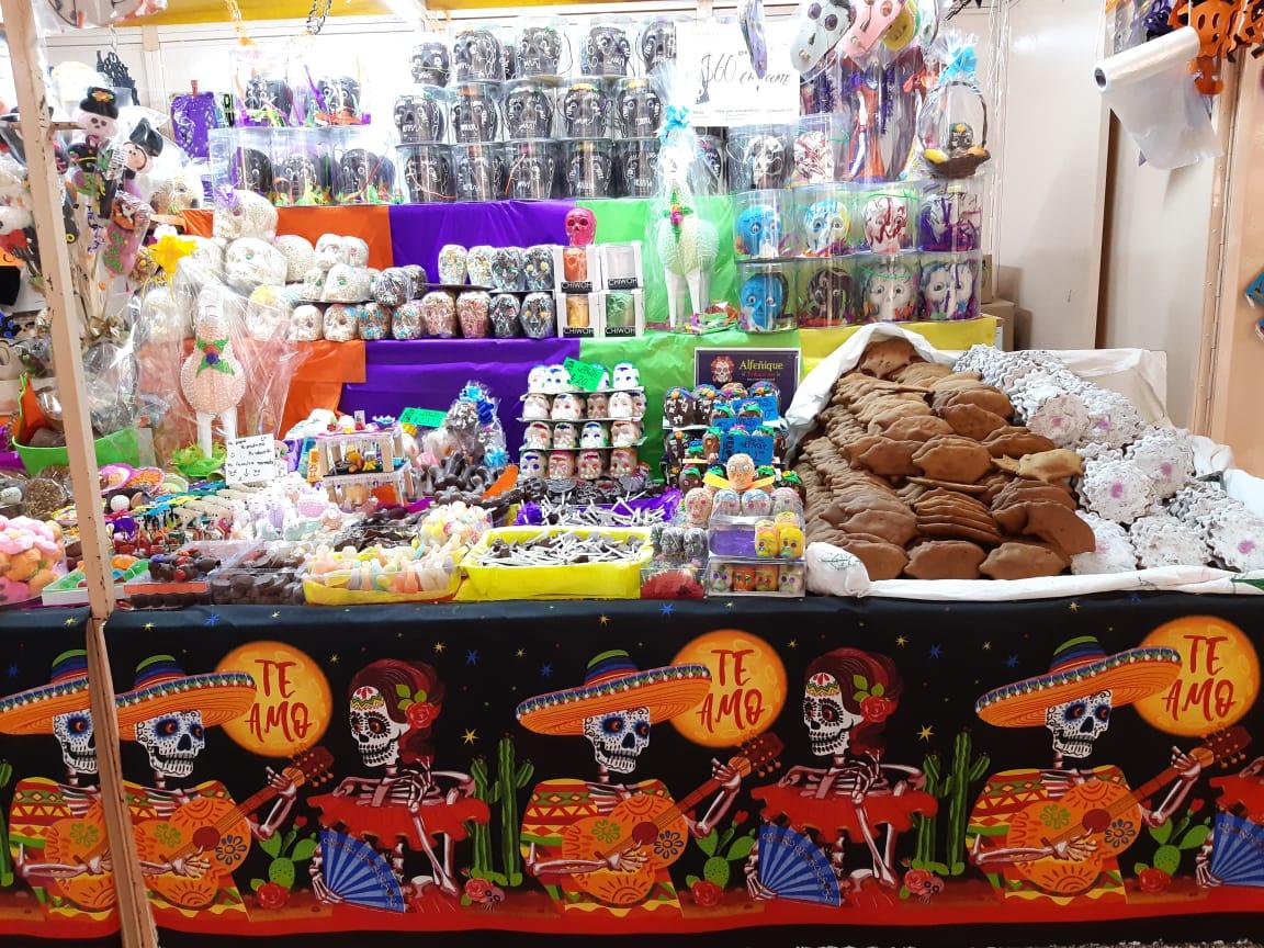 PROFECO llega a la Feria del Alfeñique en Toluca
