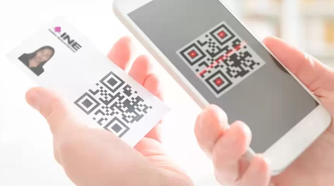 Incorporará INE códigos QR en la Credencial para votar
