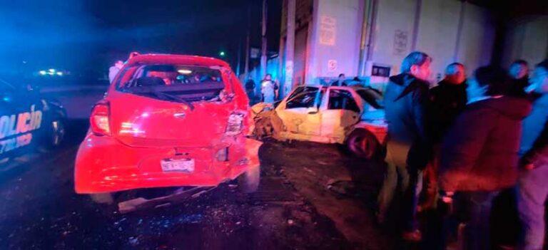 Dos personas muertas en arrancones de Toluca