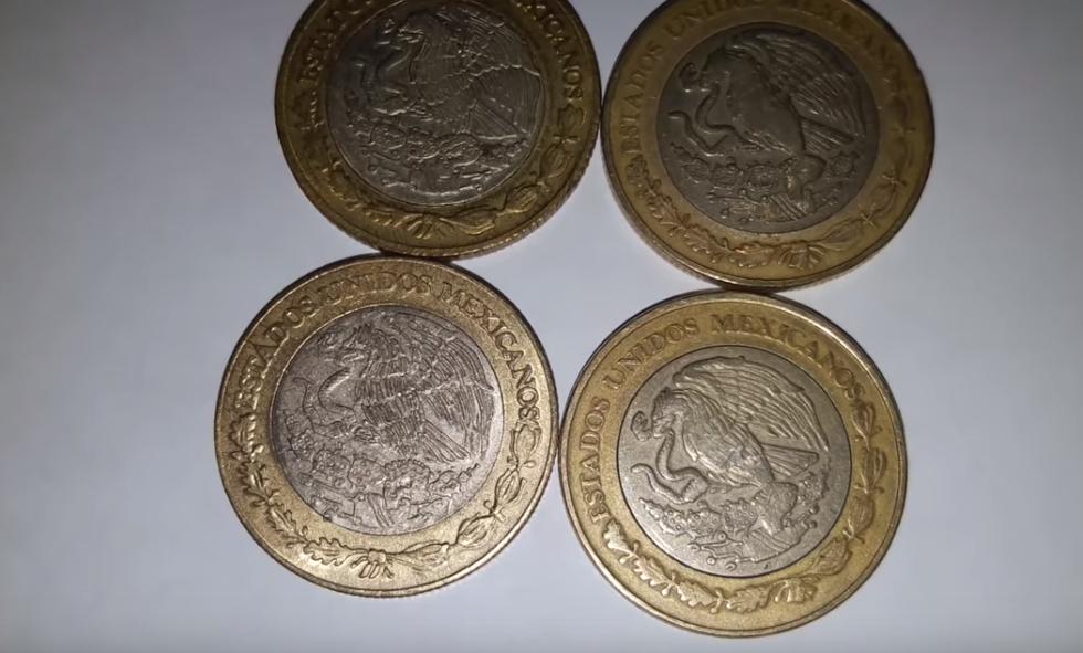 Vídeo: Falsifican monedas en México