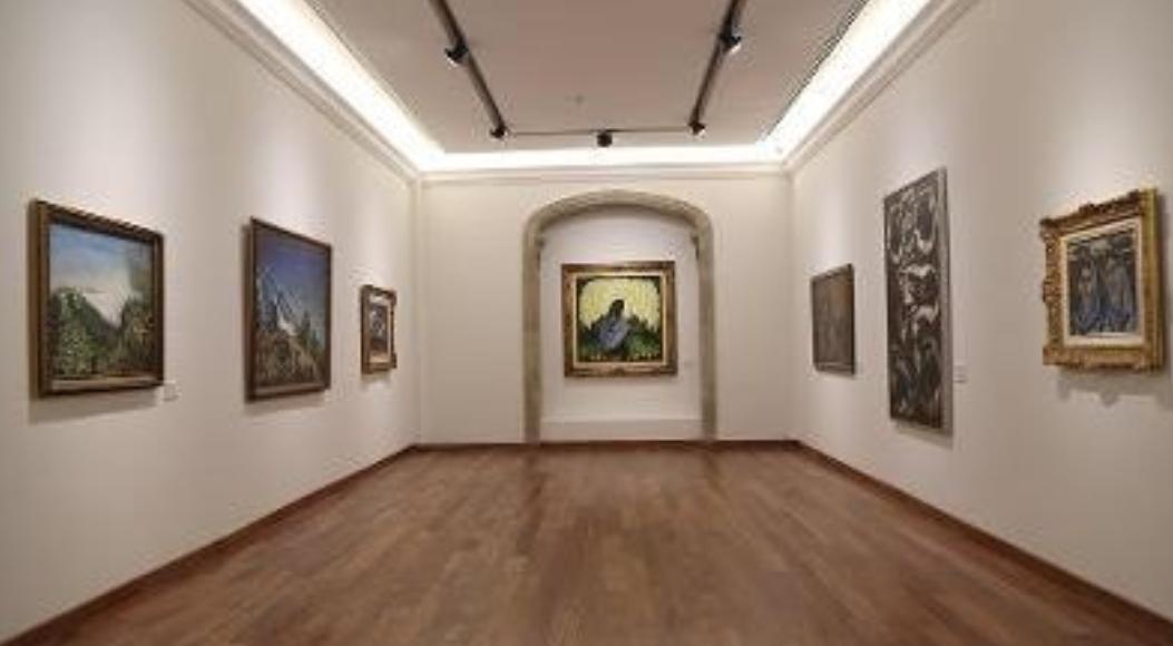 Carrington, Rivera y Siquieros estrenan museo en CDMX