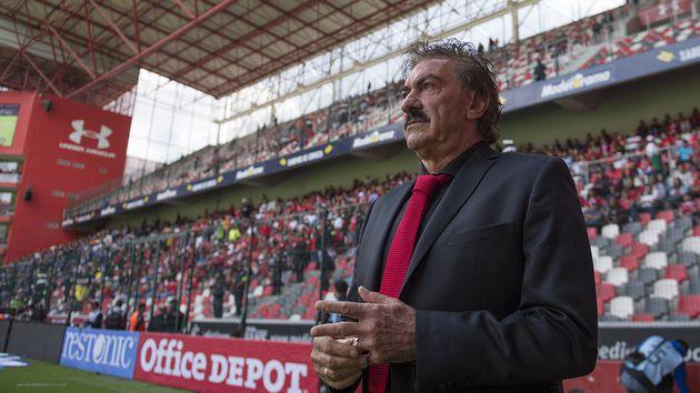 Ricardo La Volpe es destituido como técnico del Toluca FC