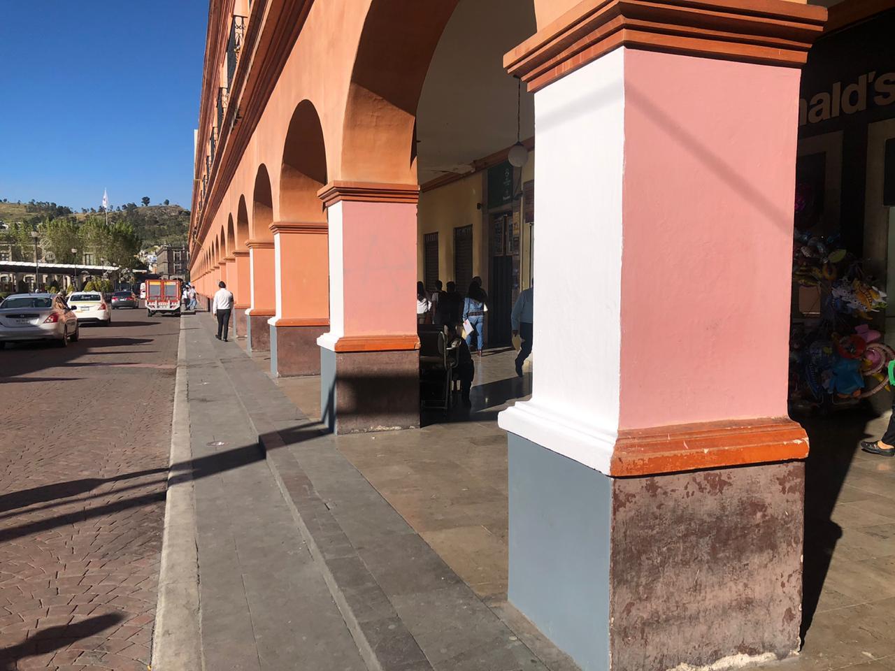 nueva imagen de Los Portales Toluca
