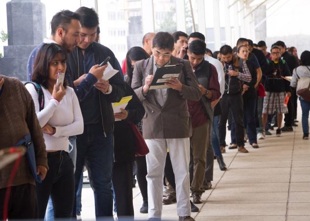 Edoméx: Una de las tasas más altas de desempleo en el país