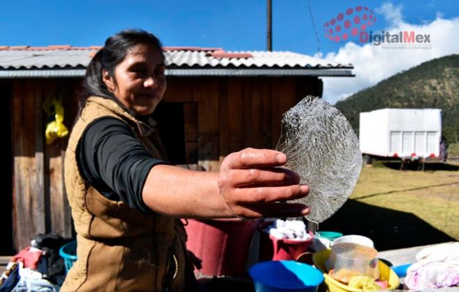Se registran hasta -5 °C en Nevado de Toluca