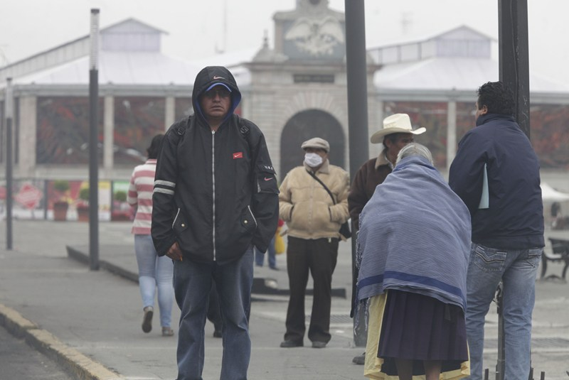 CONAGUA alerta de nuevo a EdoMéx por tormenta invernal