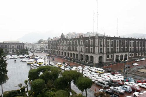Llega al Estado de México el frente frío número 30 de la temporada invernal
