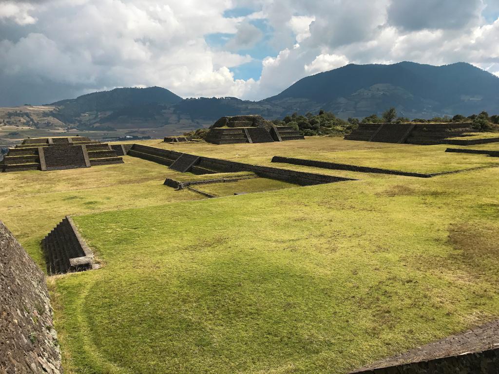 Toluca Recomienda    Zona Arqueológica Tenango del Valle