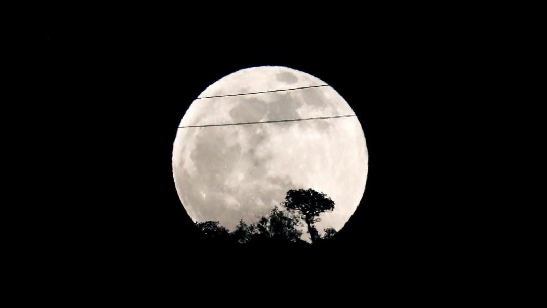 Eclipse penumbral de Luna se podrá observar pronto