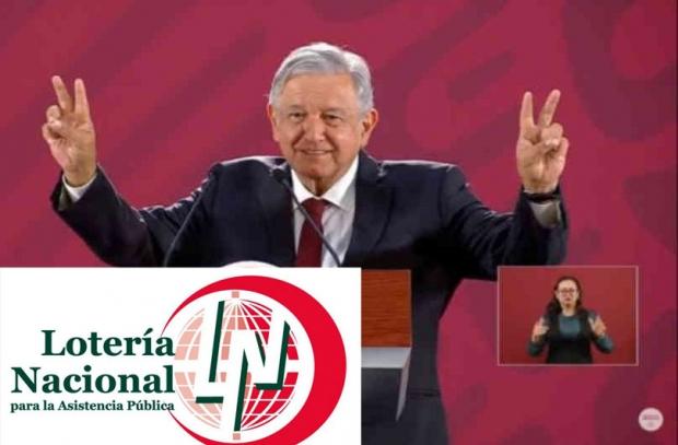 Amlo quiere rifar avion presidencial  rifa palco azteca
