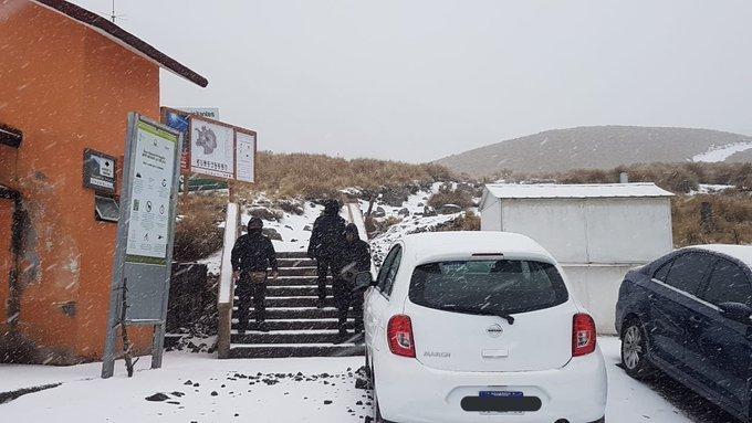 FOTOGALERÍA Las mejores postales del Nevado de Toluca 1