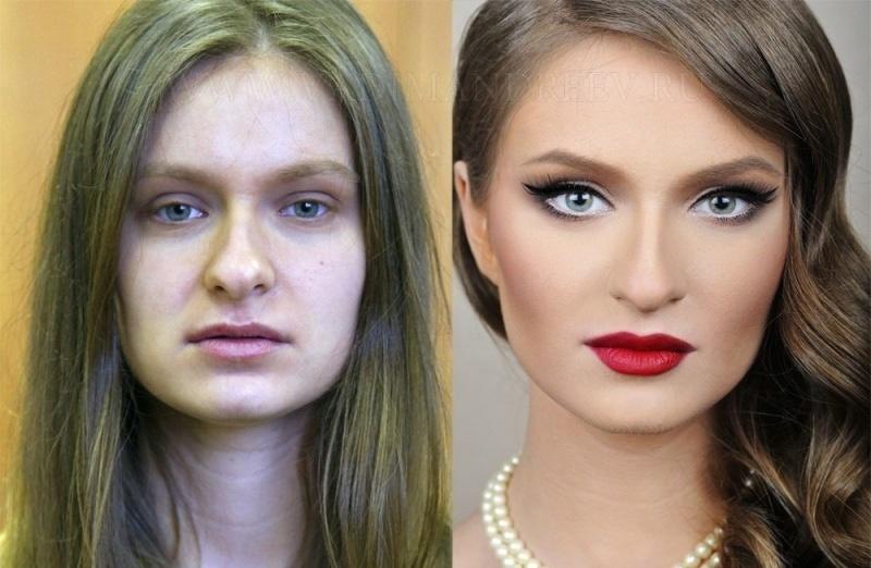 Las mujeres que se maquillan tienen más éxito
