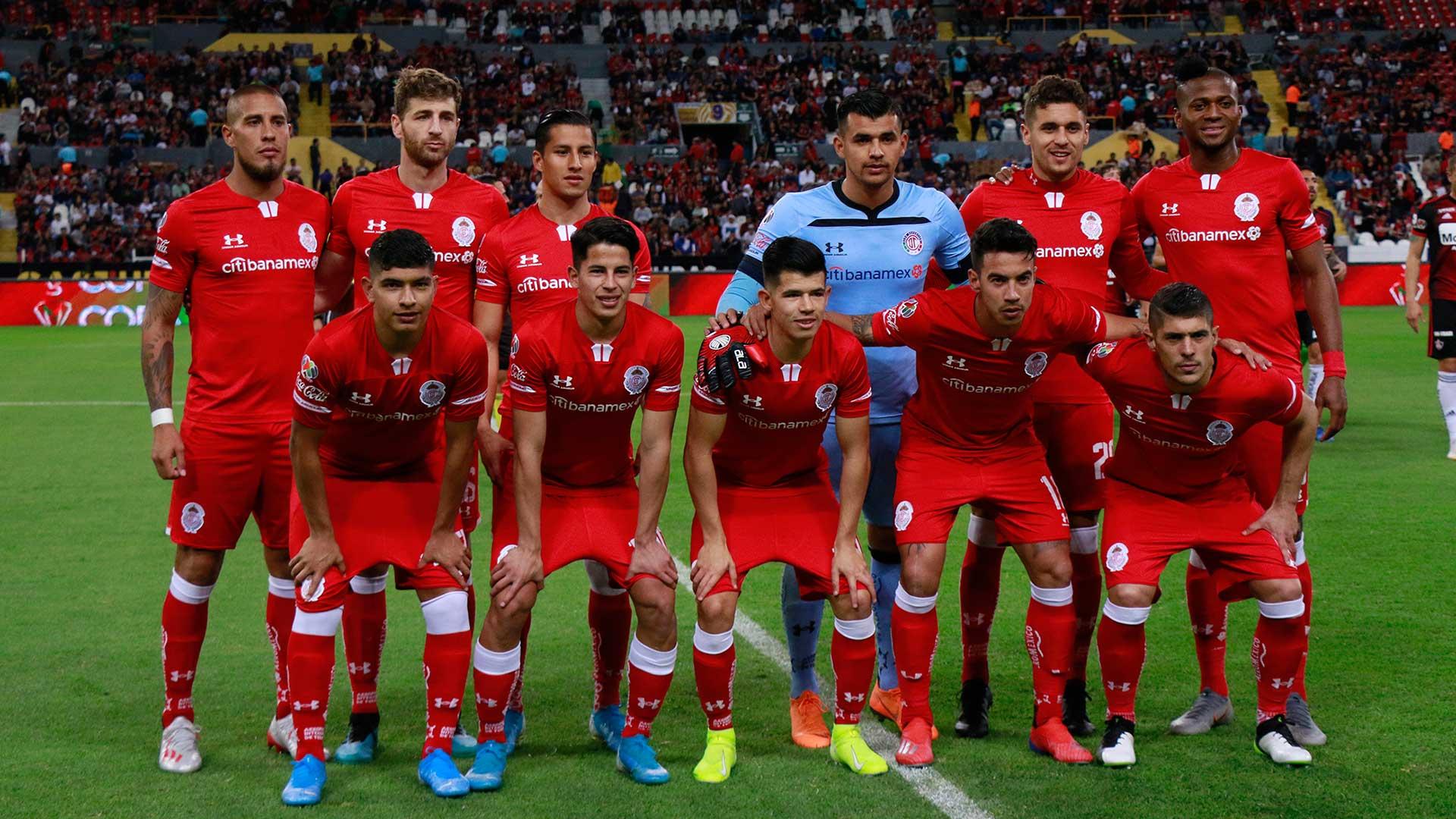 Toluca FC vs Atlas Octavos de Final de la Copa MX