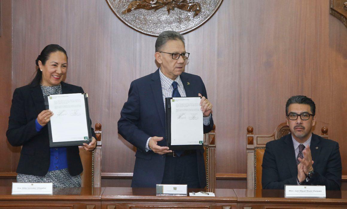 UAEM acuerda incremento salarial de 3.4% con academicos universitarios