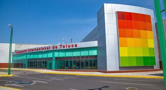 Aeropuerto Internacional de Toluca clave para espacio aéreo del centro del país