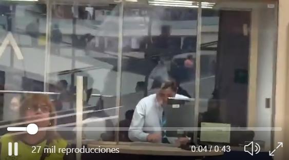 diputado denuncia asalto al salir del banco