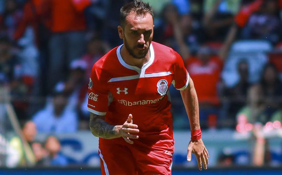 Federico Mancuello podría dejar Toluca para llegar a Independiente de Argentina